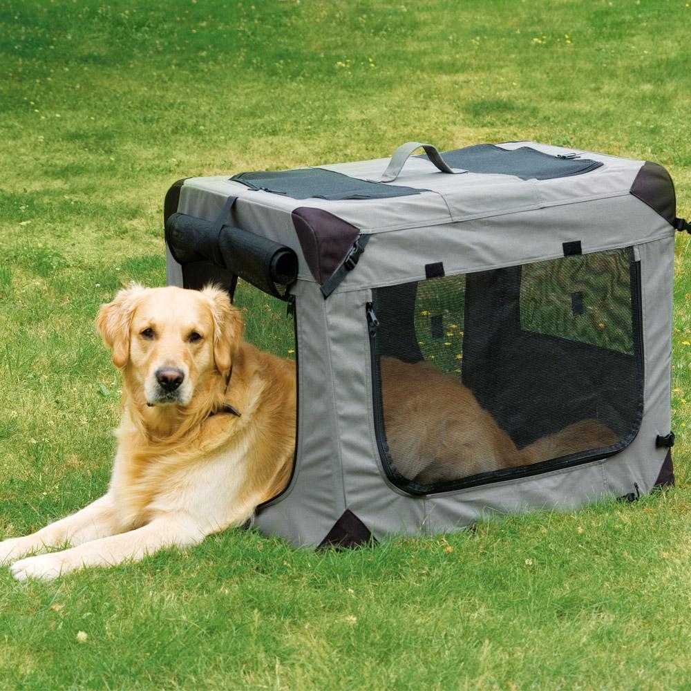 tiertransportbox faltbar transportbox hundetransportbox. Black Bedroom Furniture Sets. Home Design Ideas